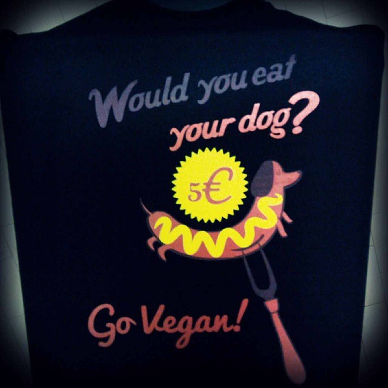 """Would you eat your dog?"" #tshirt #vegantshirts #dog #vegfestuk #vegan #crueltyfree #antispeciesism Dog Vegan Tshirt Crueltyfree Vegantshirts Antispeciesism Vegfestuk"