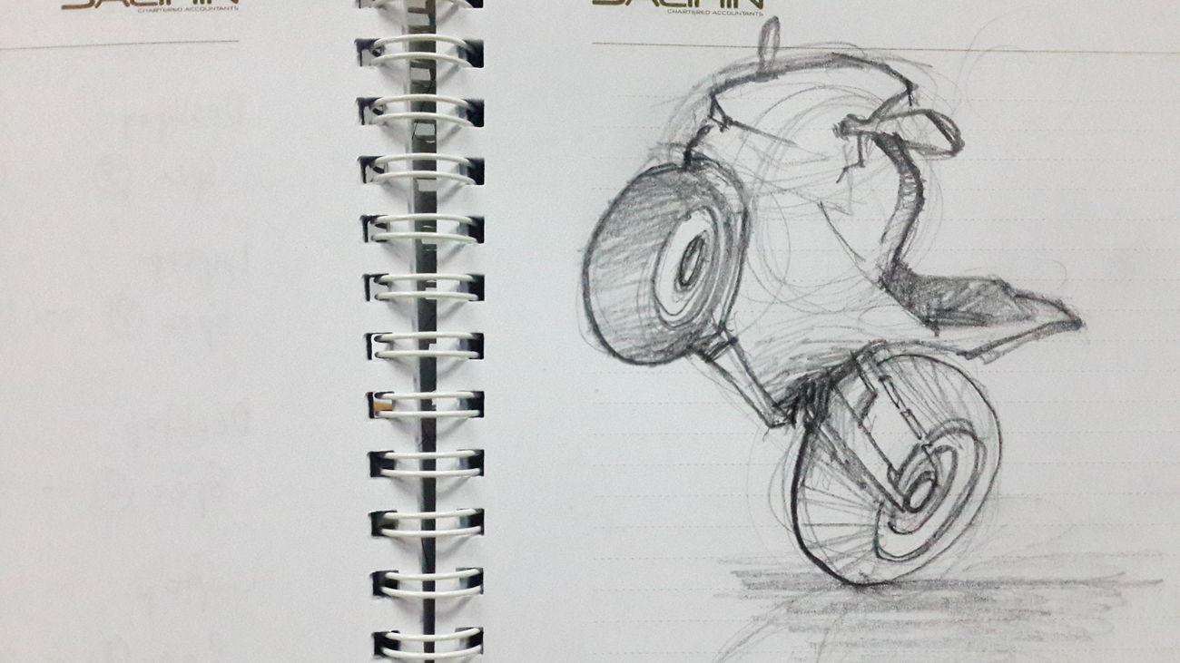 Vvrrrooommmmmm!! Sketch Sketches