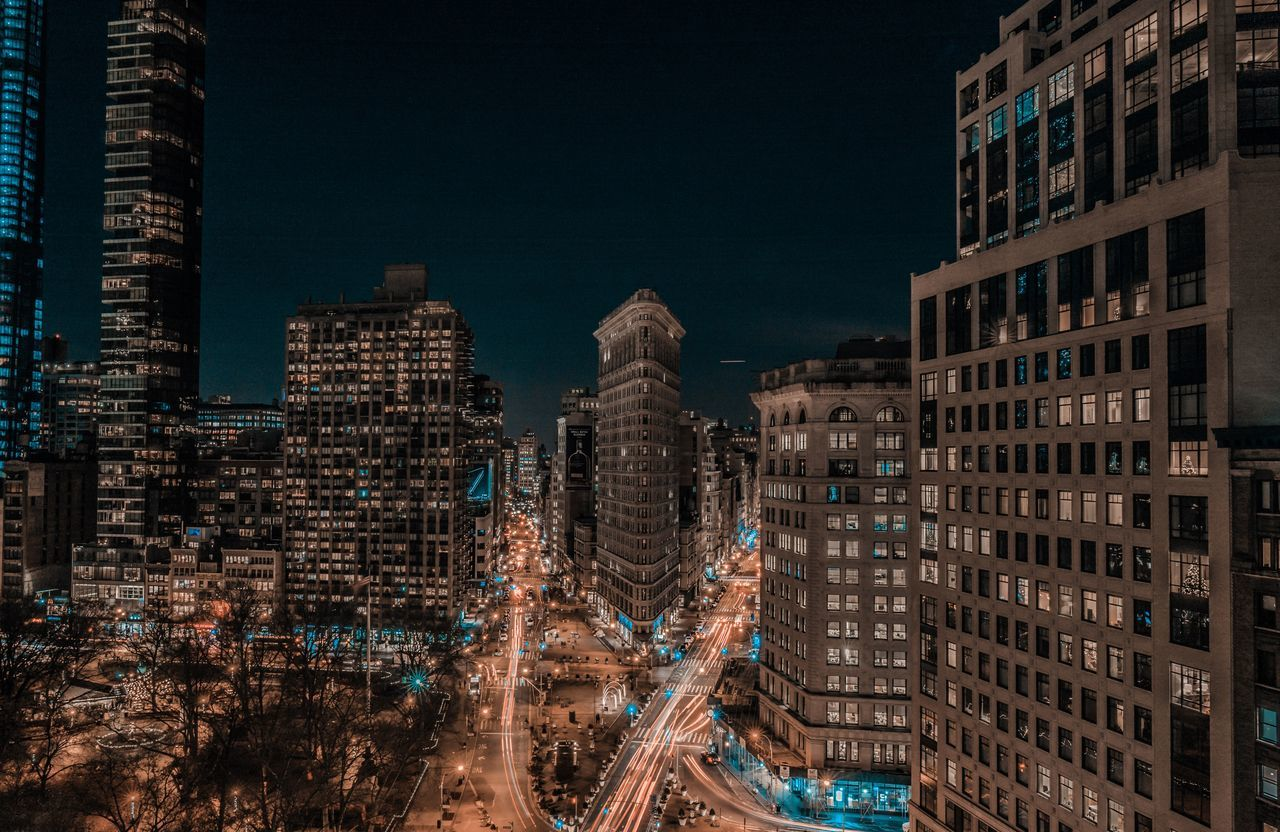 Architecture Building Exterior City Night Built Structure Illuminated Skyscraper Travel Destinations Cityscape No People Tower Outdoors Sky Modern Urban Skyline