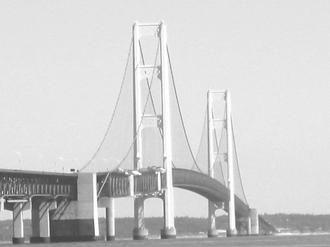 Mackinac Bridge Pure Michigan Up North Upper Peninsula Michigan Bridge Bridges