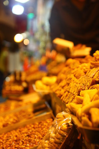 Appetizer Bazaar Focus On Foreground Freshness Large Group Of Objects Market