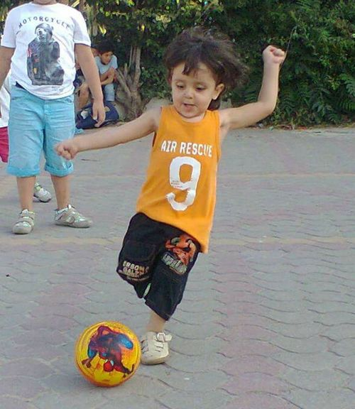 Sport In The City my cousin loves football Enjoying Life