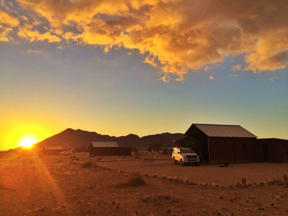 Sunset Last Campsite Little sossus Nambwzanam15