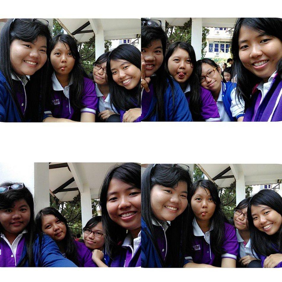 Withfriends Selfie Instadaily Instamagz Girls STIE's Anniversary