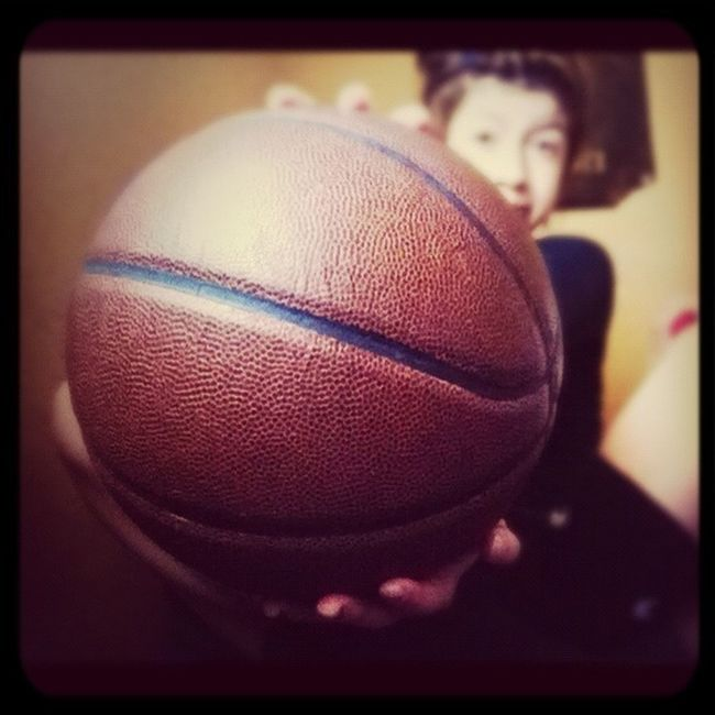 Basketball Is What I Do!
