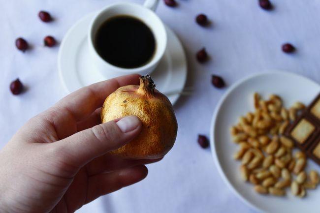EyeEm Selects Food And Drink Human Hand Healthy Eating Dried Fruit Freshness Still Life Food Pomegranate Tadaa Community EyeEm Best Shots - Minimalist EyeEm Best Shots EyeEm Gallery Still Life Photography საქართველო Food Stories