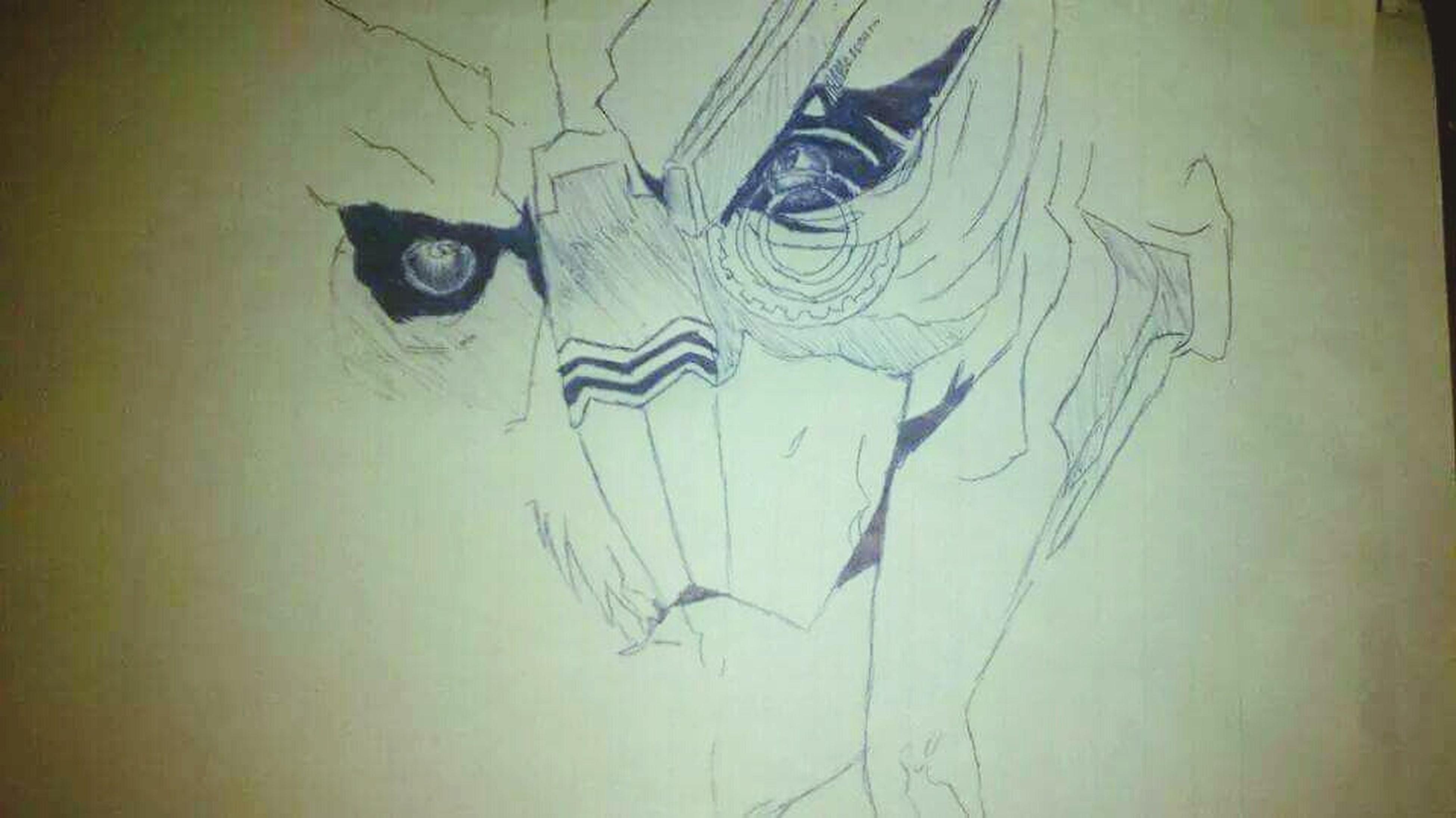Drawing❤ Drawing Art ArtWork Art, Drawing, Creativity Masseffect Garrusvakarian Sketch Sketchbook Doodle Artsy First Eyeem Photo Love ♥