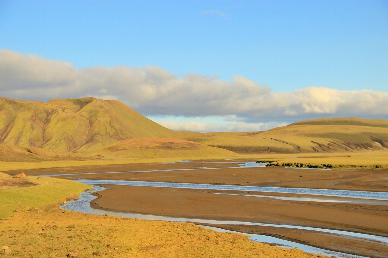 Beautiful stock photos of iceland, , Barren, Beauty In Nature, Cloud