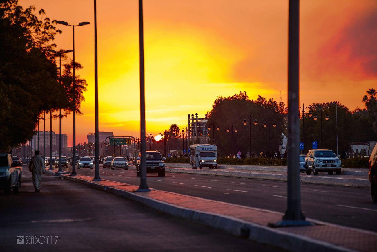 Nikon Nikontop By Me Nikon D750 Nikond750 تصويري  عدستي نيكون جدة Jeddah جده Sunset الغروب