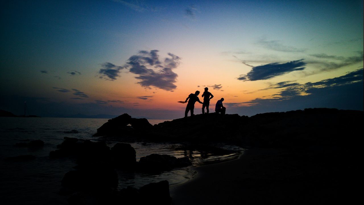 Beautiful stock photos of athens, Atmosphere, Beach, Coastline, Escapism
