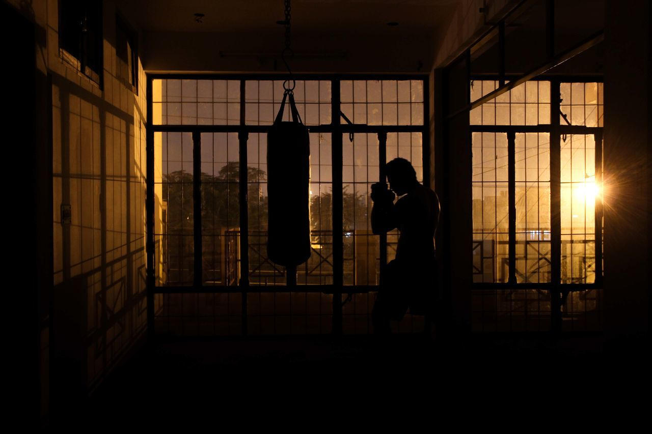 Beautiful stock photos of boxing, Action, Boxer, Boxing, Indoors