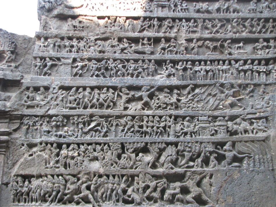 Ajantacaves Ancient Ancient Civilization Architecture Art Built Structure Carving Carving - Craft Product Historic History Stone Material Travel Destinations