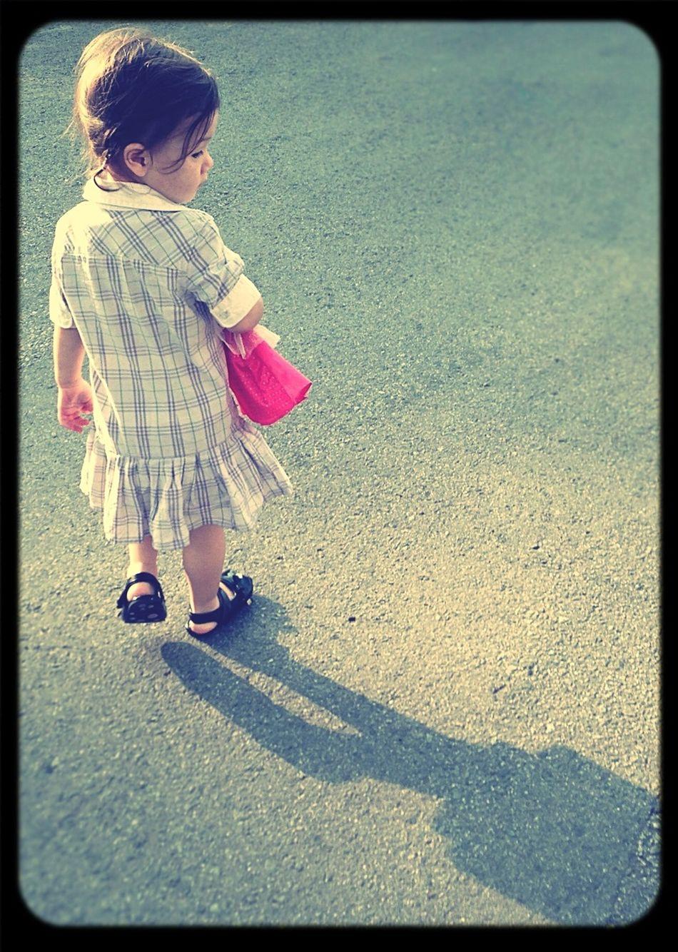 Streetphotography Kid Back