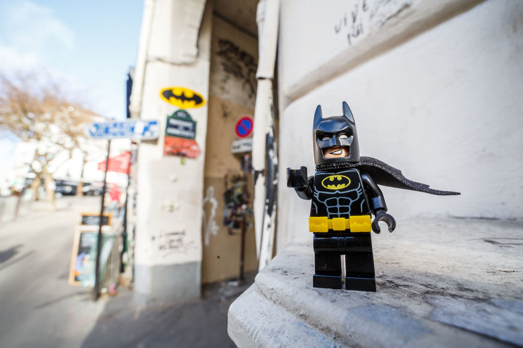 LEGO LegoBatman Lego Batman Batman Lego Batman Le Film Warner Bros Studios Warner Warner Bros Batman Movies Paris, France  Batman Movie