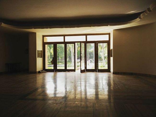 "You open one door , I open one. Let the happiness prevail everywhere. ""Pareto Optimum"" DSE Cde Delhiuniversity Delhi Doors Morning Instagram Dsediaries Oneplusone"