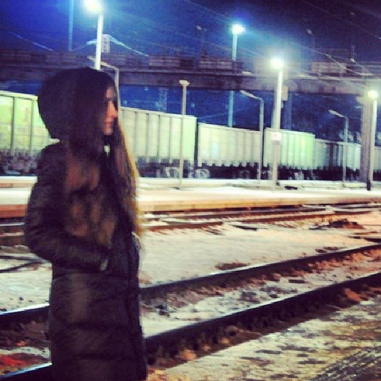 вокзальчик поворино зимахолодно