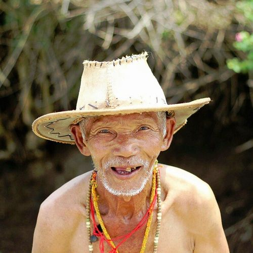 :: Live Strong :: Face People Travel Hat Fedora  Old Livestrong Old Wise Coorg Mysore Smile Love Wrinkle Potrait Wrangler Bow Tguglife Cowboy Roadies Man Thug Stillyoung Happiness Indiaclicks 50mm canon life lifestyle