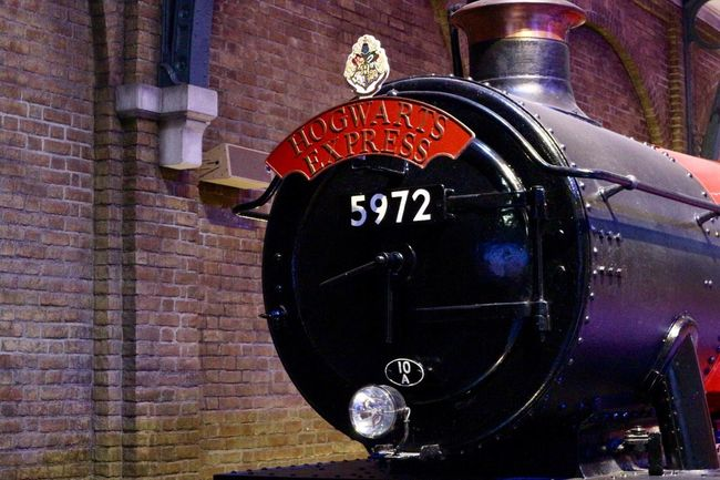 Hogwarts express all abord Harrypotter Harry Potter Studios Harry Potter World Harry Potter ❤ Harry Potter ⚡