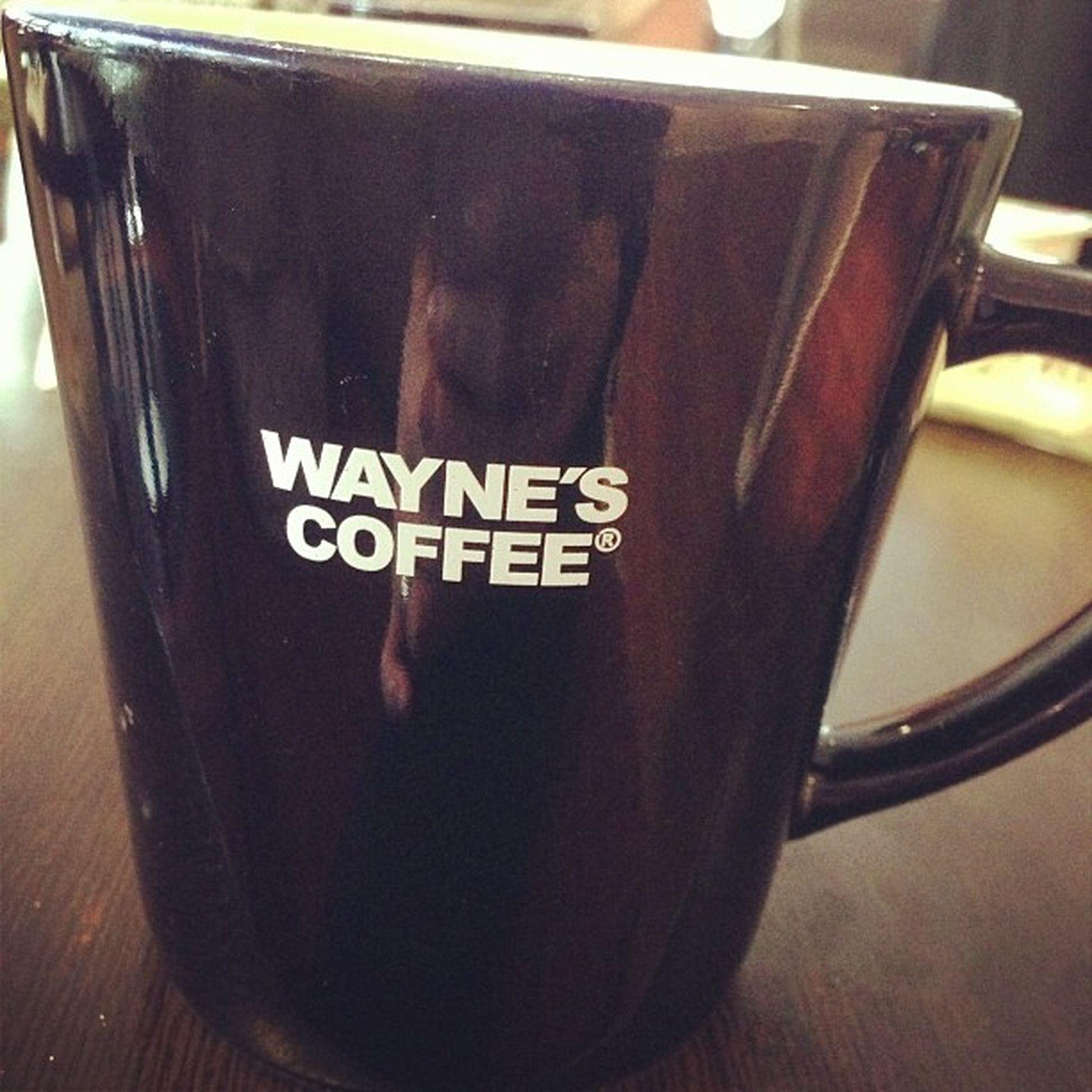 Skräll? Waynescoffe Kaffe Surr