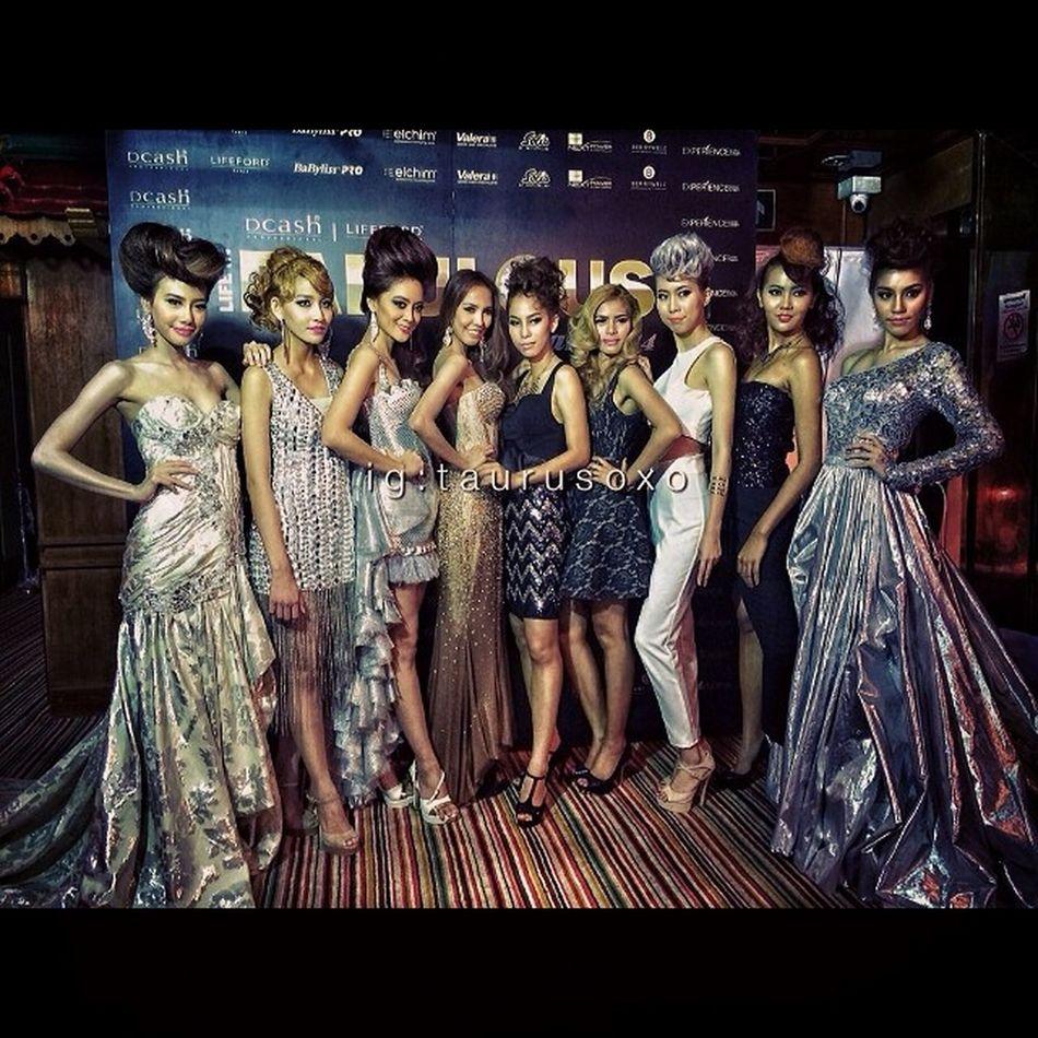 Allmodel Fashionshow Hatyai Leegardenshotel dcash&lifeford