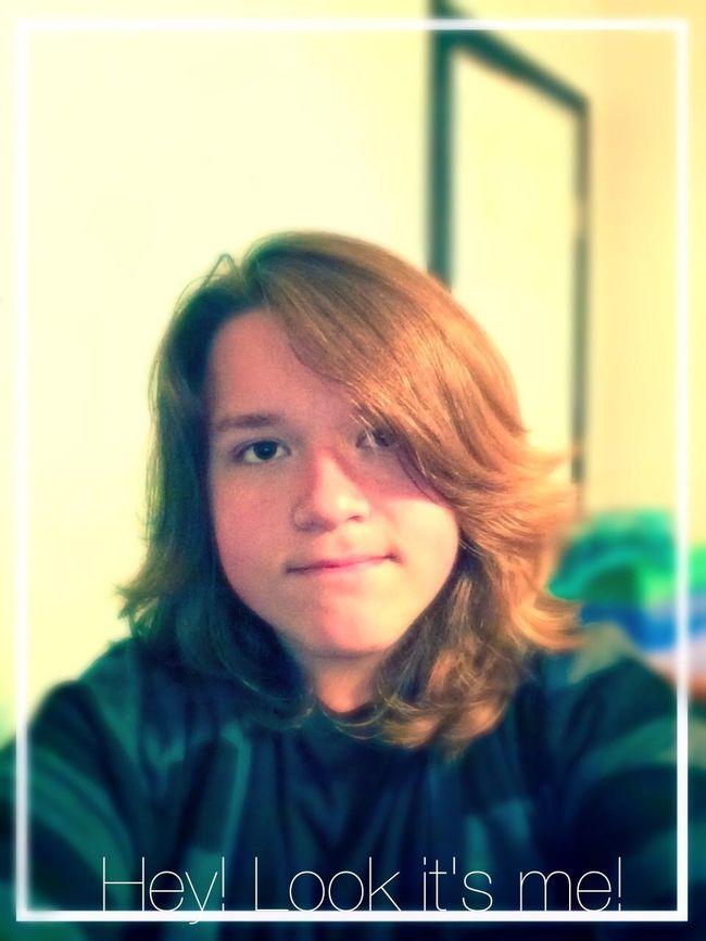 Hey it's me! That is me :D That's Me Hello World Hi! Im A Guy