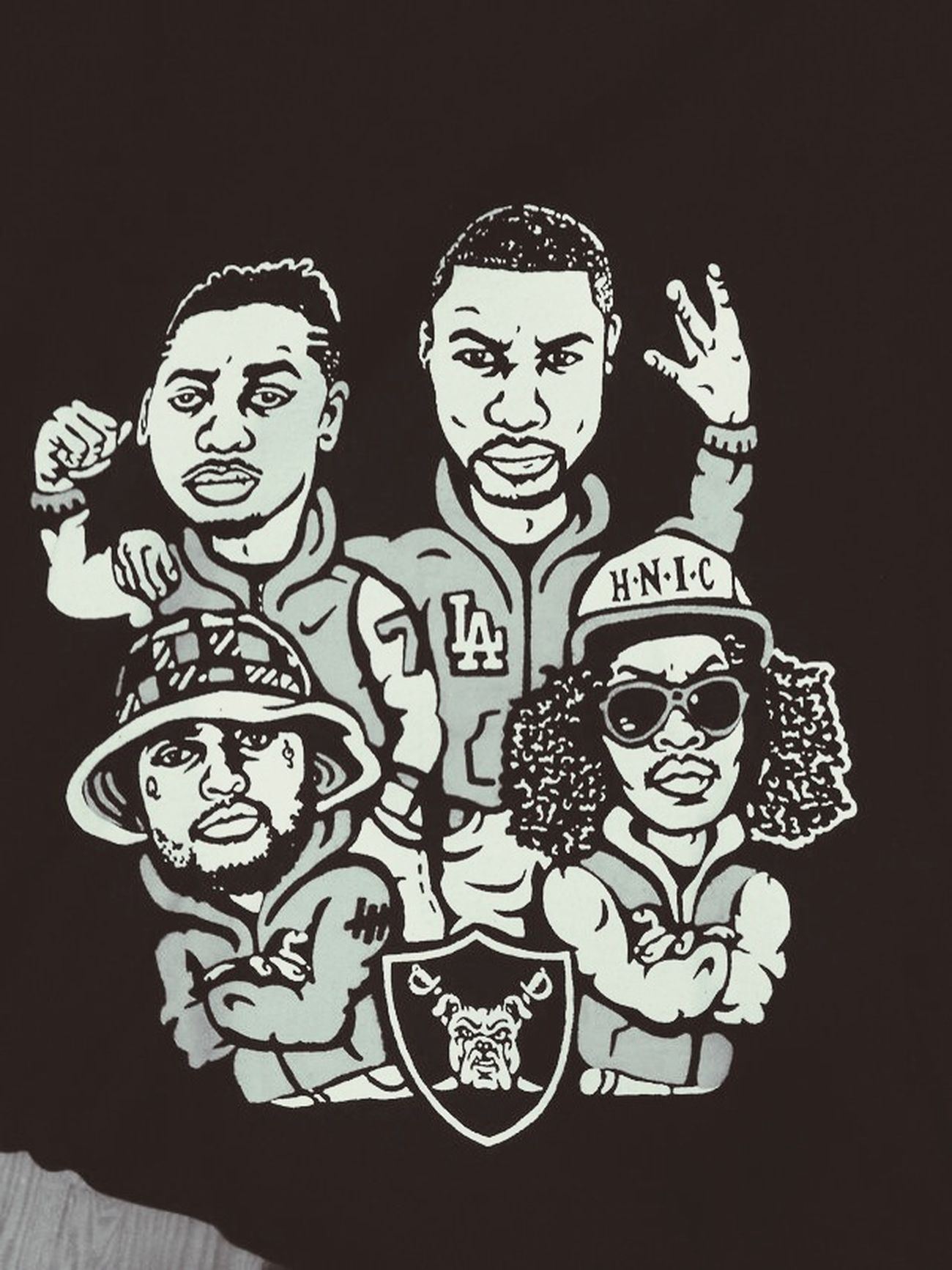 Kendrick Lamar Jay Rock ScHoolboy Q Ab Soul