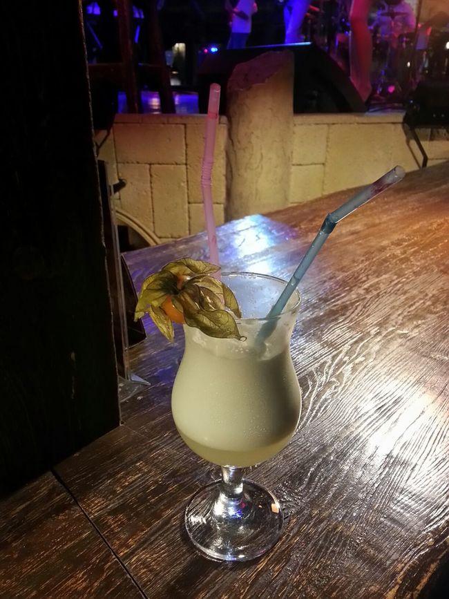 Cocktail My Big Pina Colada Piña Colada
