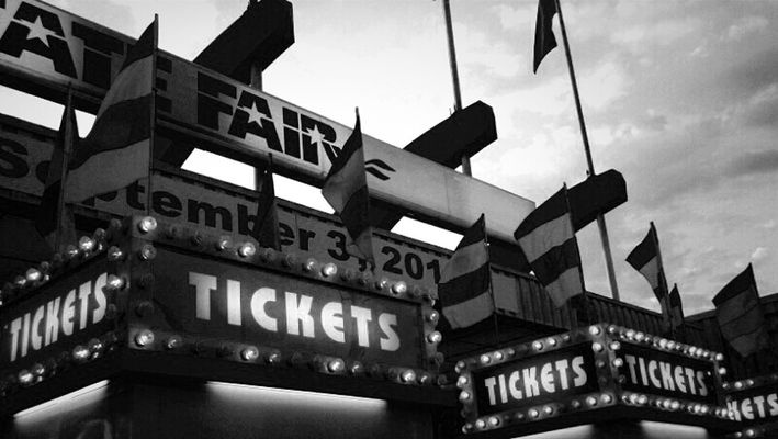 minnesota state fair in Saint Paul by elhays_