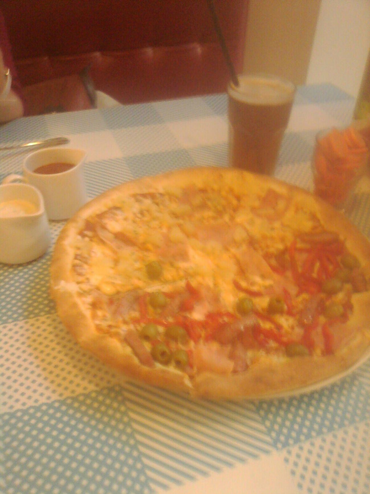 Piwo Pizza Dagrasso Lunch Time!