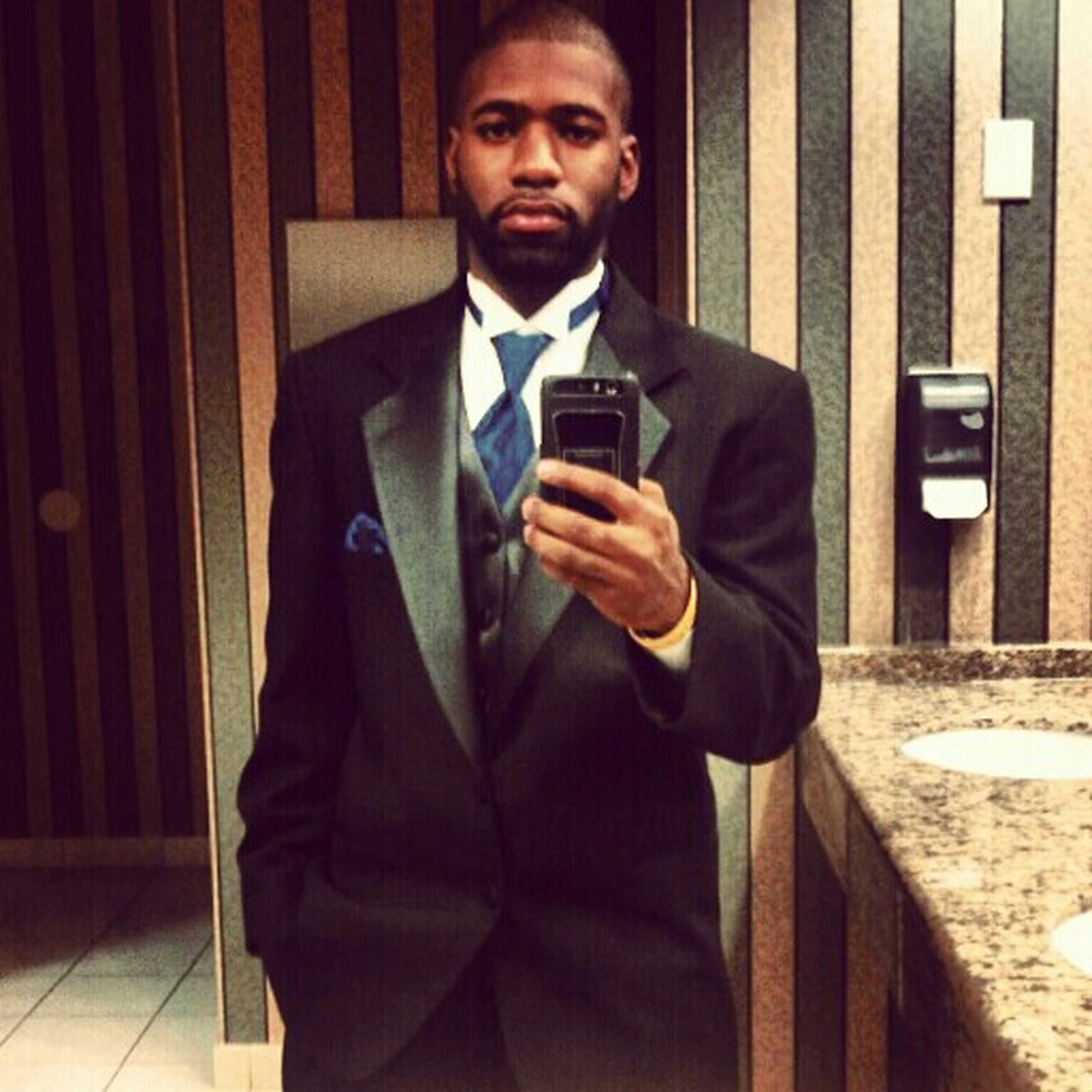 Real Nigga, But I Do The Formal Look