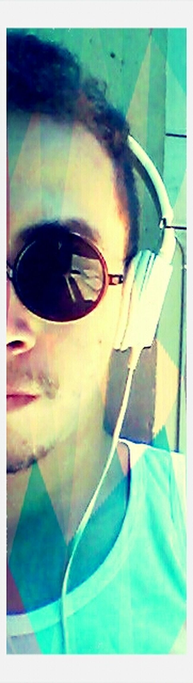 Gay Listening To Music Sexyboy Selfie