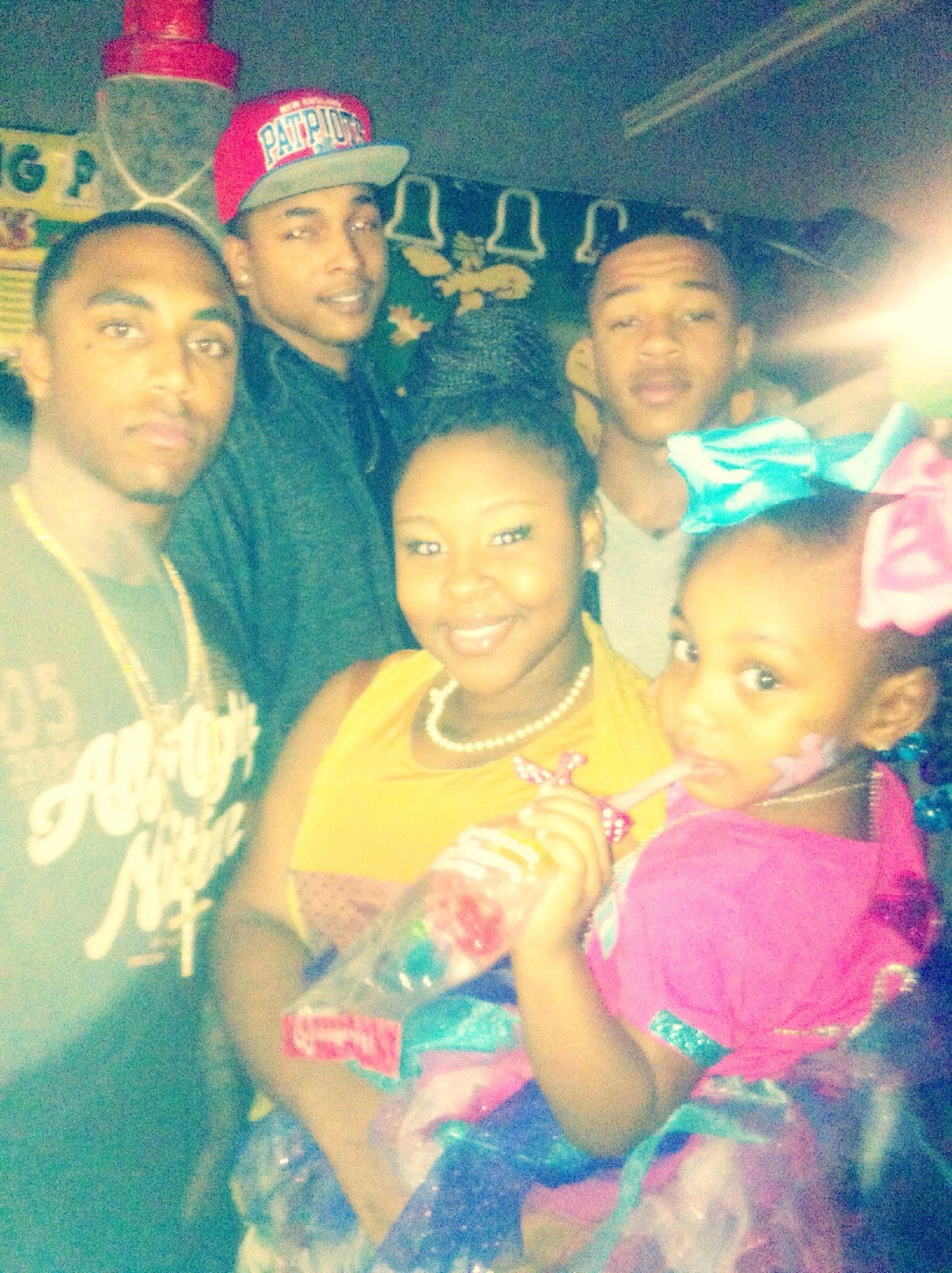 Me & My Fam .  .  . I Swear I Love My Bros