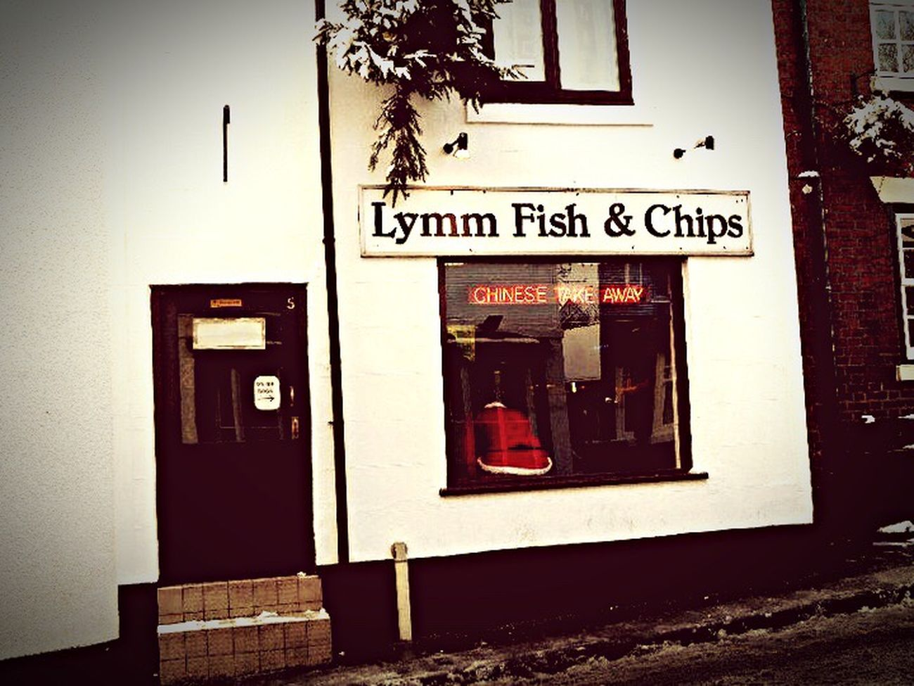My Winter Favorites Santa Chip Shop Christmas Time