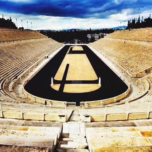 Athens Athens Stadium