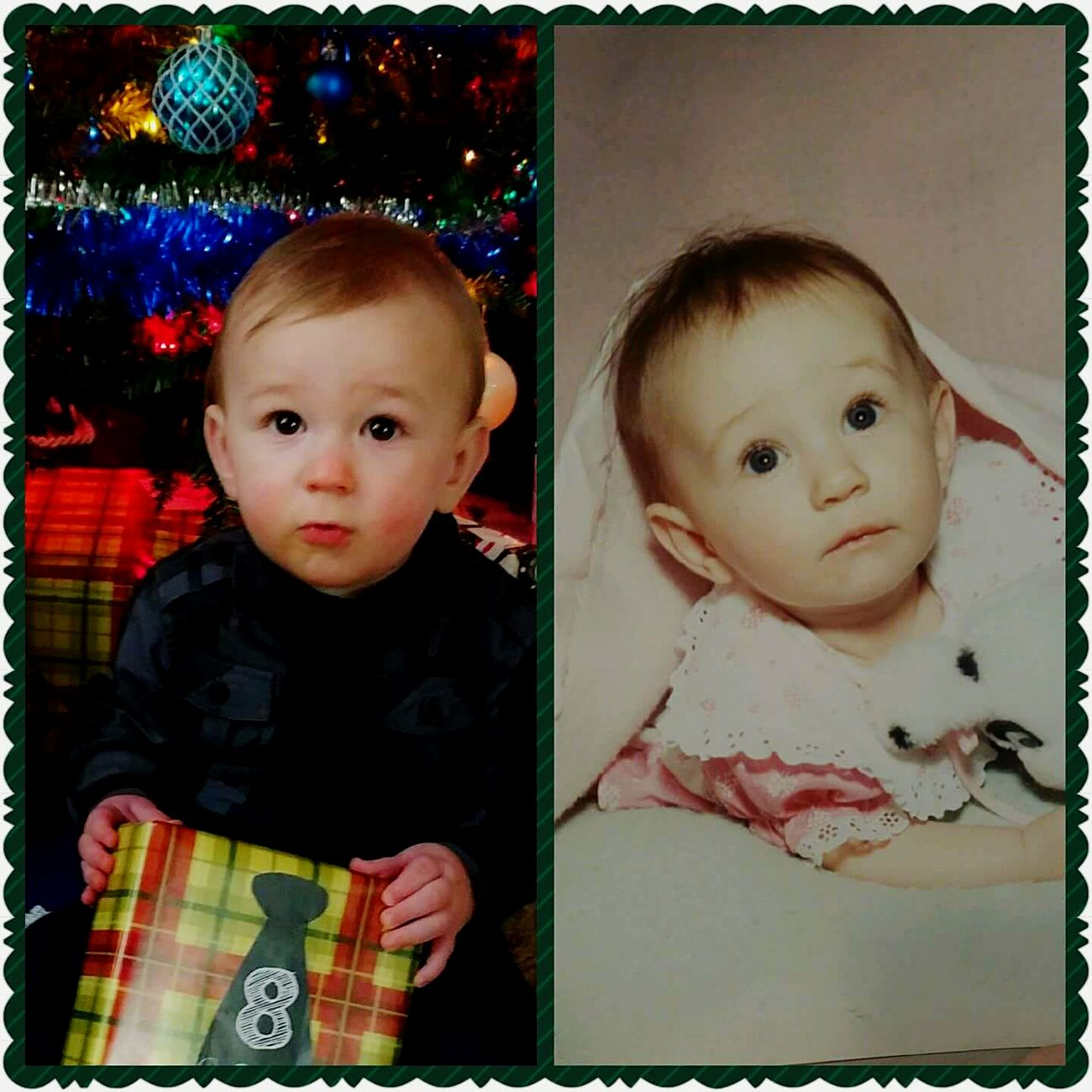 I know it's been a minute since I posted.. But having my grandson 4-5 days of the week gets me tired.. But I love it....Silas (on the left) and my daughter, on the right, when she was 2mths old.. I was really surprised that they looked so much alike... Portrait Looking At Camera Childhood Real People People Close-up Day Hanging Out EyeEm The Week On Eyem Taking Photos Not Strange To Me Hello World Check This Out Eye Em Around The World I'm Happy Eyeemphoto Two Is Better Than One Posing Smiling Grandsons Love