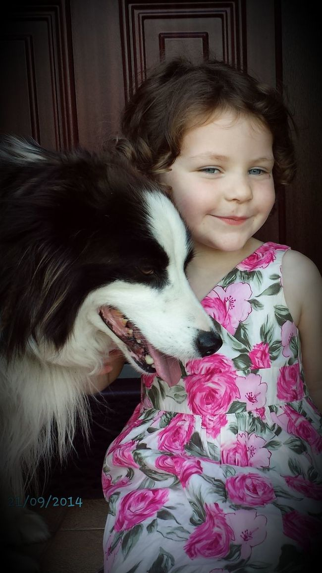 Evie and Fizz