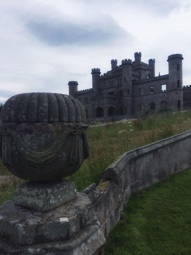 The Ruins Castle Ruin Hidden Past Landscapes Landscape Landscape_photography Haunting Places