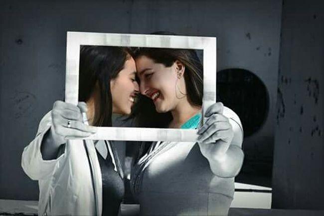 Taking Photos Cheese! Girls Ensaiofotografico Amor Sempreconceito Lindas ❤️