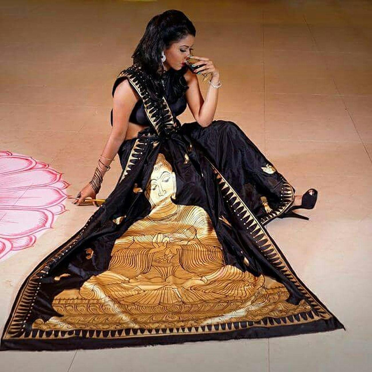 A/W 2015 Collection Pattachitra Traditional Art Of Odisha Odisha Fashion Designing Contemporary Zyotirmaya Zi Zi Zyotirmaya