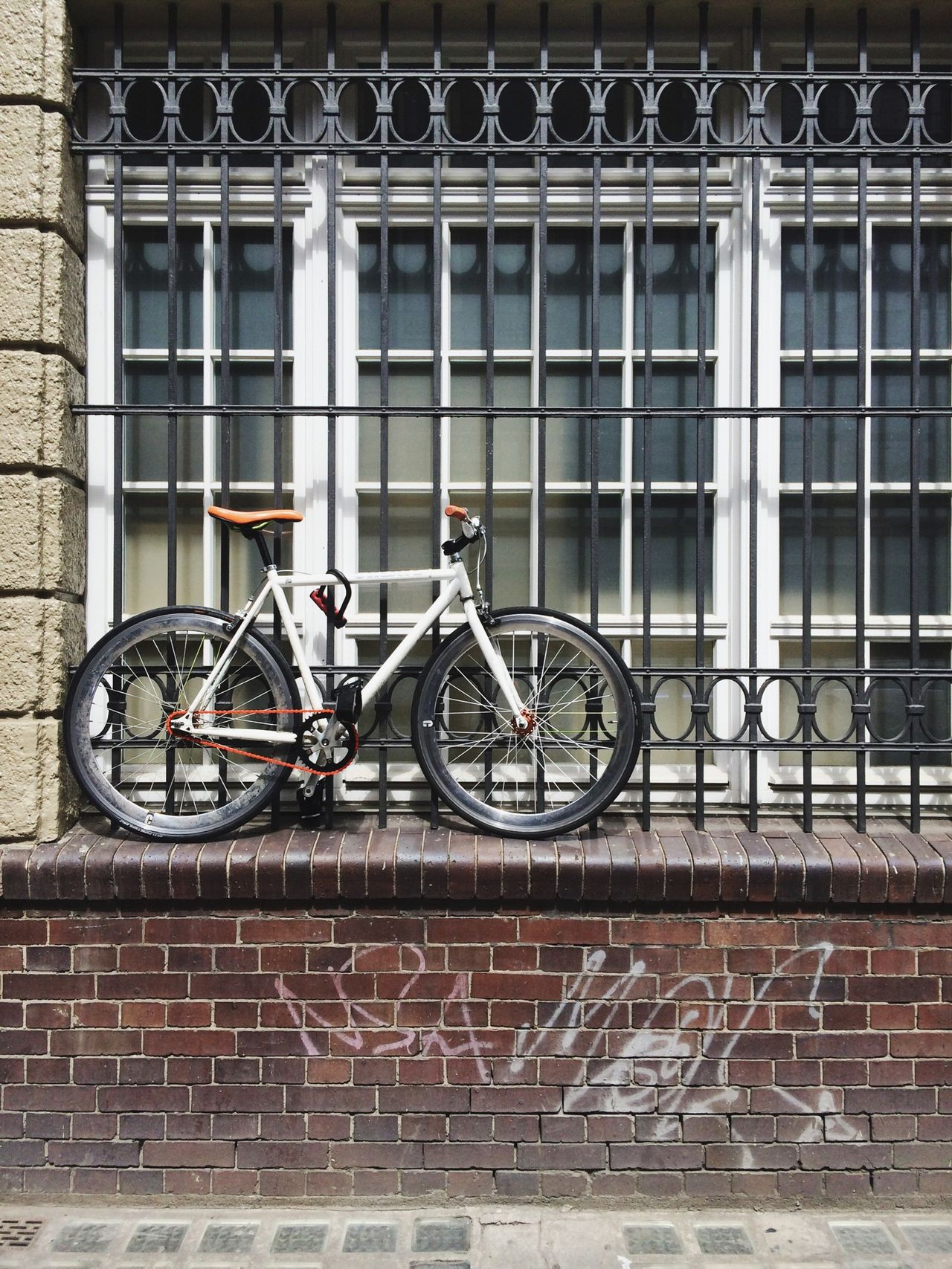 Beautiful stock photos of bike, Architecture, Berlin, Bicycle, Brick Wall