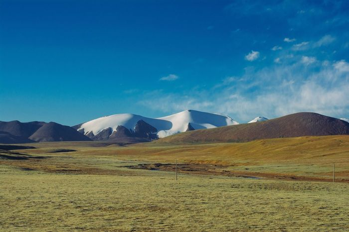 That year in Tibet EyeEmNewHere Breathing Space EyeEm Selects Landscape Snowcapped Mountain Outdoors Tibet Lost In The Landscape EyeEmNewHere