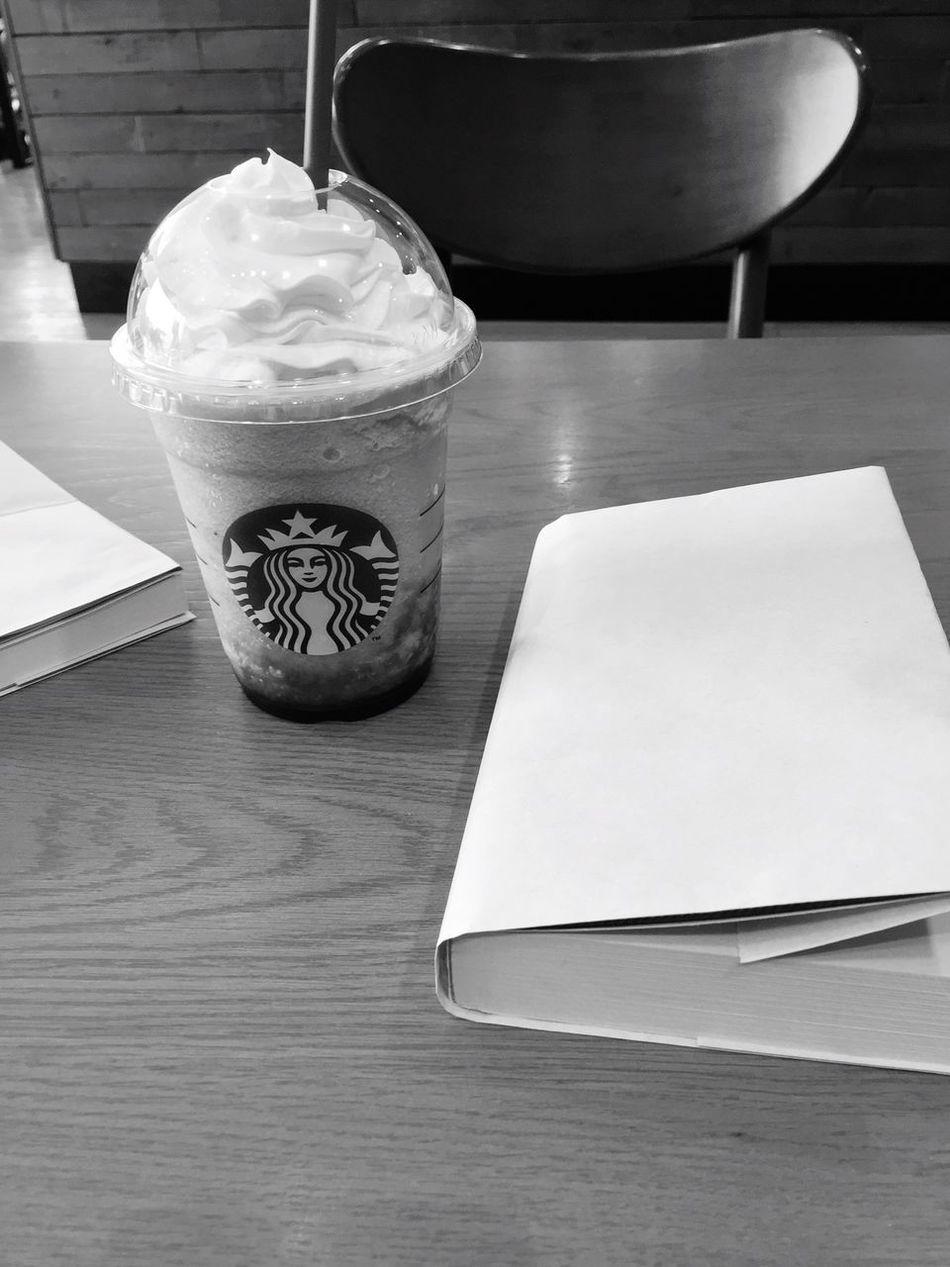 Starbucks Starbucks Book Howls Moving Castle First Eyeem Photo