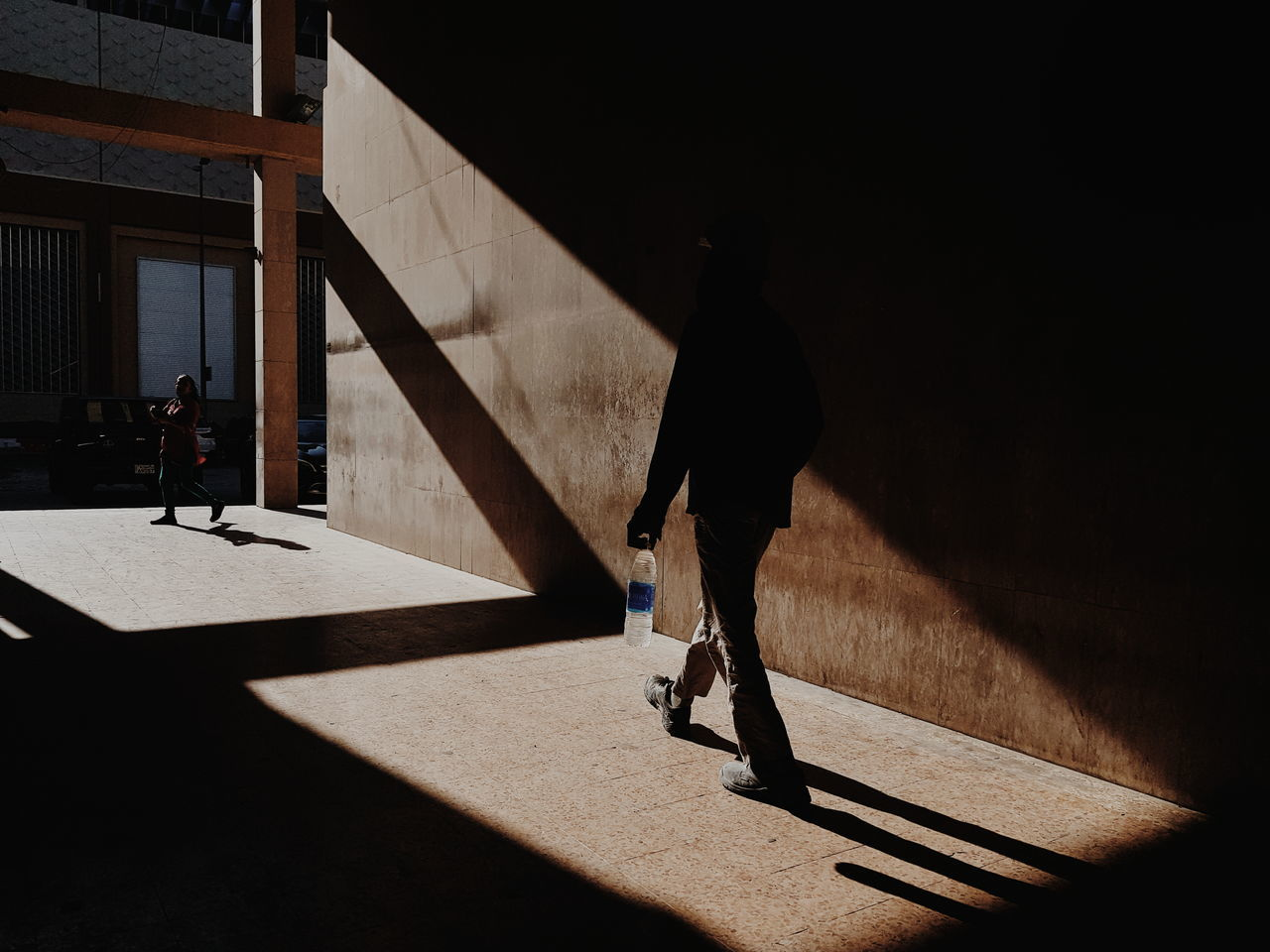 shadow Sunlight sport lifestyles low section only women day Adult people one person Adults Only one woman only outdoors kuwaitstreetphotography yoonjeongvin Kuwait