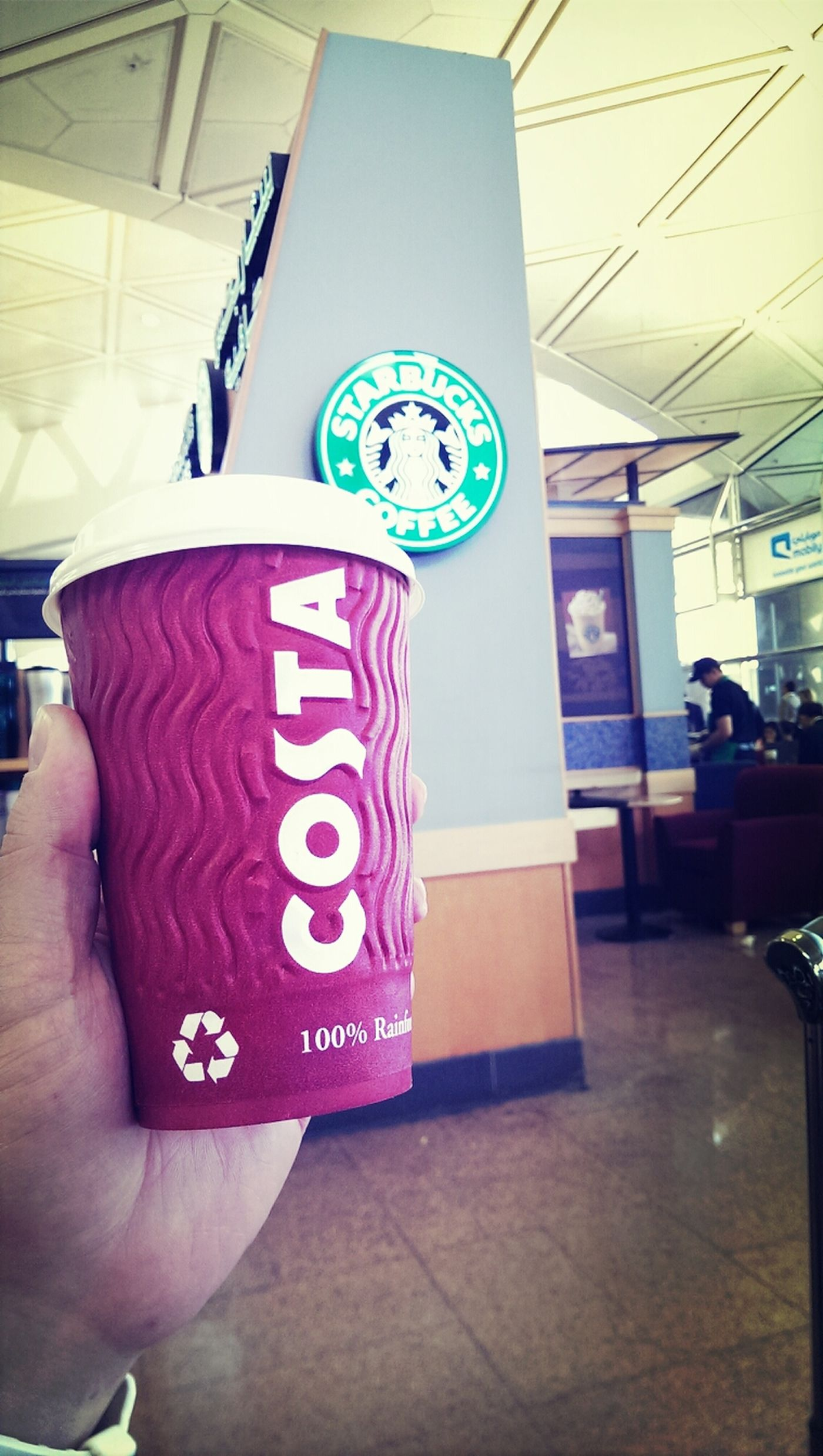 the best coffee is ..
