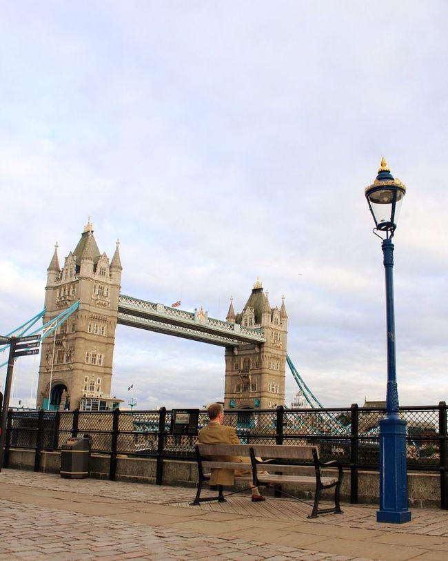 London Lifestyle A veces la soledad enseña más que cualquier compañía!!!