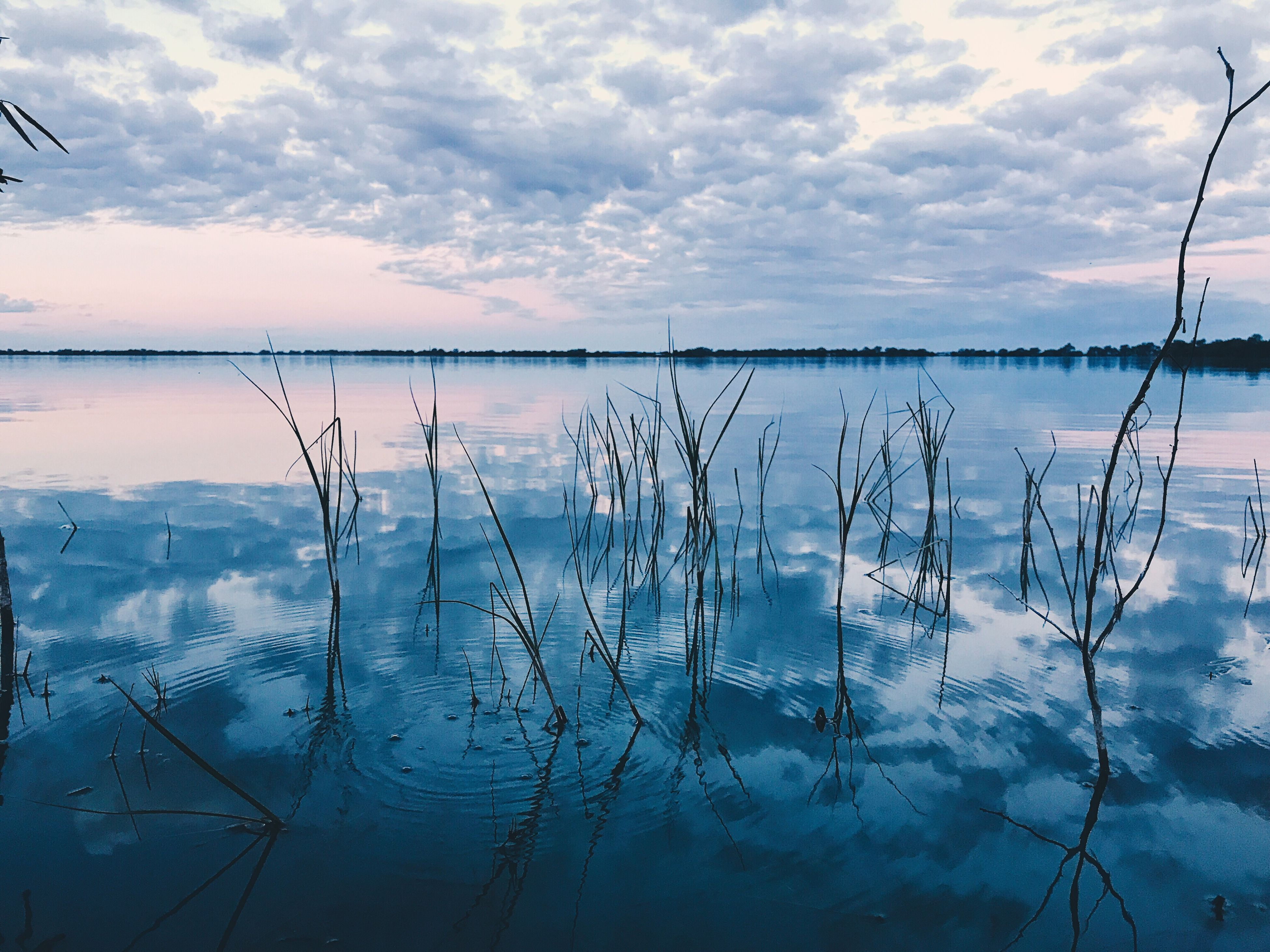 water, reflection, nature, sky, cloud - sky, beauty in nature, tranquility, tranquil scene, lake, no people, outdoors, scenics, day