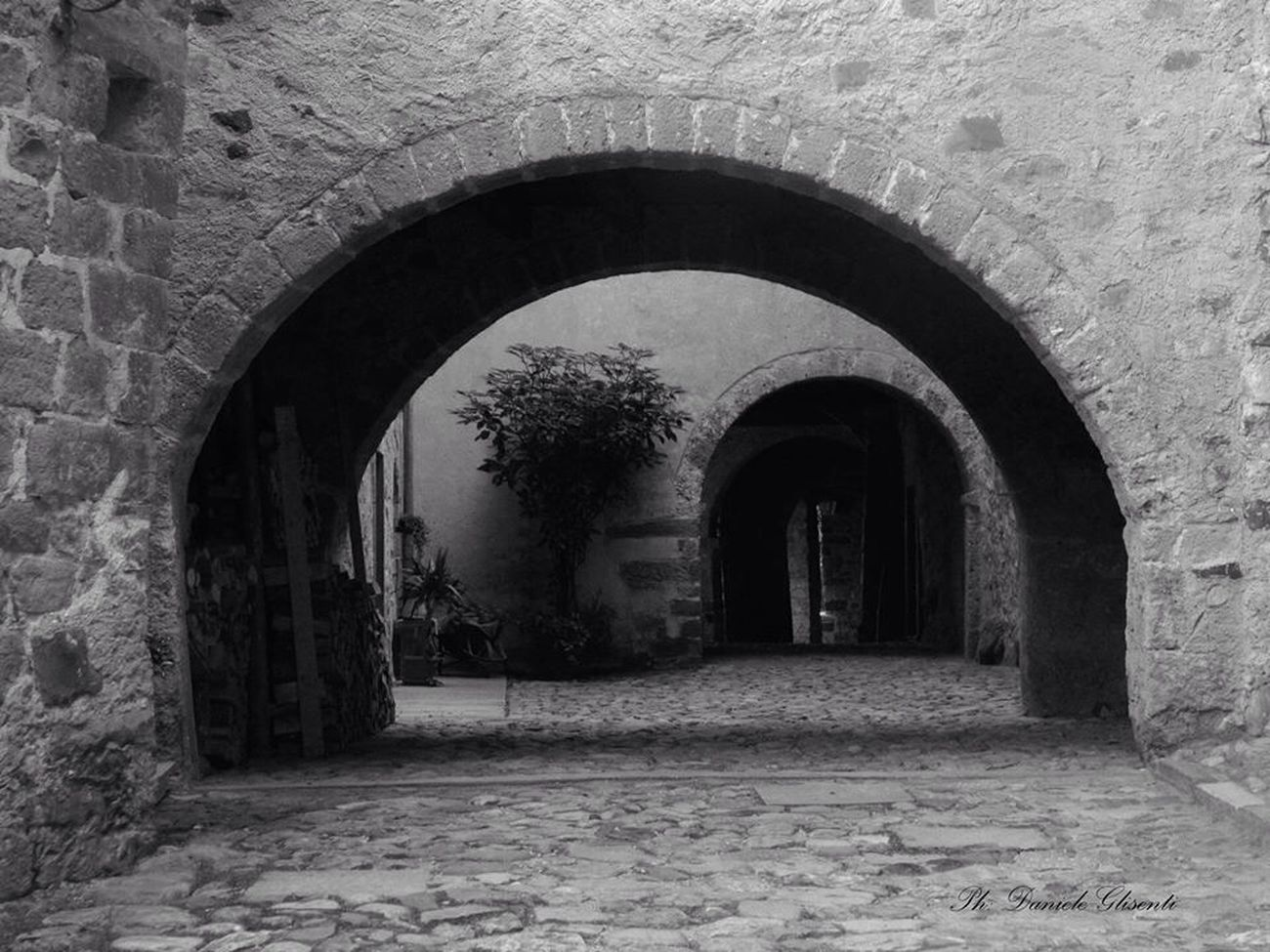 Arco del borgo
