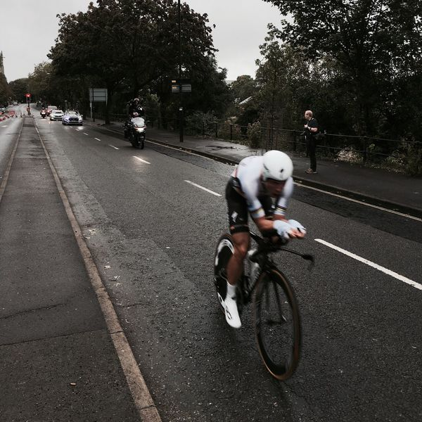 Tony Martin Blurred Motion Tour Of Britain Time Trial Bristol Tob2016 Time Trialling Cycling Sport