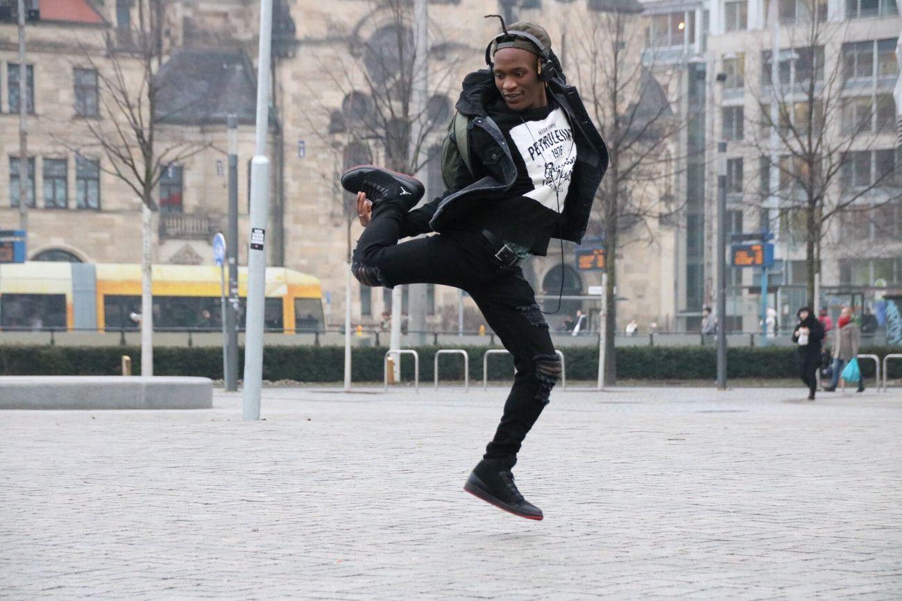 Street dance Leipzig