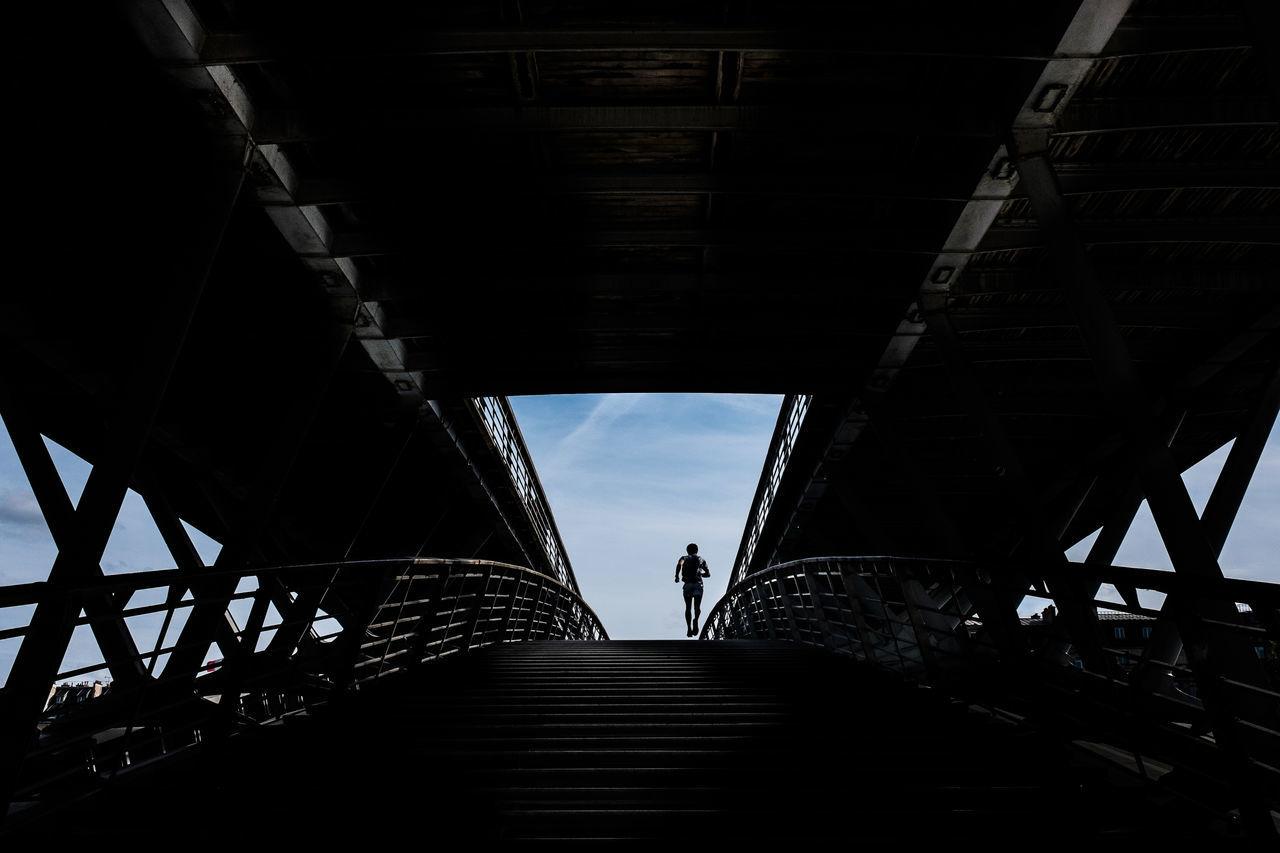 Beautiful stock photos of paris, Architecture, Bridge - Man Made Structure, Built Structure, Connection